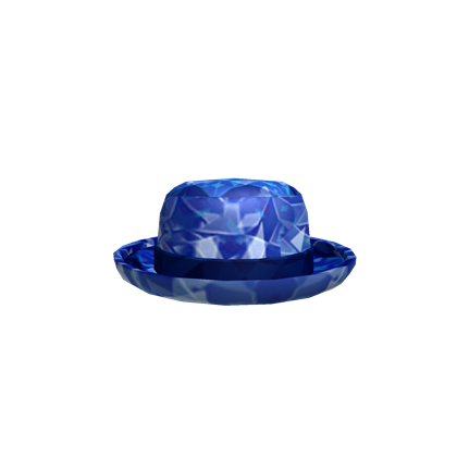 Catalog:Blue Sparkle Time Bowler | ROBLOX Wikia | Fandom ...
