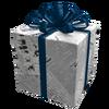 Opened ROBLOX Newshound Gift