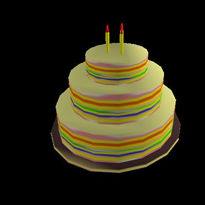 roblox birthday cake code