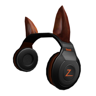Catalog:Beast Headphones | ROBLOX Wikia | Fandom powered ... | 310 x 310 png 43kB