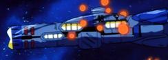 The Invid Invasion this ship type