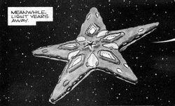 Invid main ship