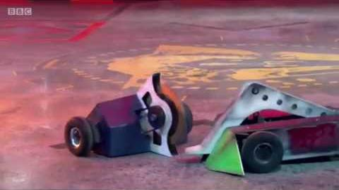 Best Of Robot Wars Battle Of The Stars (Both Episodes & Full Special Event Match)