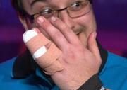 Will Thomas injury