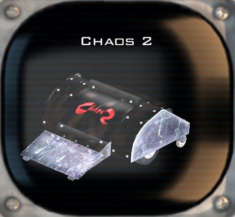 Robot Wars Robot Arena 2 Chaos 2 in Robot Wars Arenas