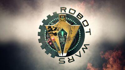 Robot wars 2016 logo