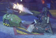 Sergeant Bash vs Refbot