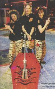 Team KaterKiller Iron Maidens