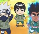 Le rival de Gaï-sensei est Kakashi-sensei