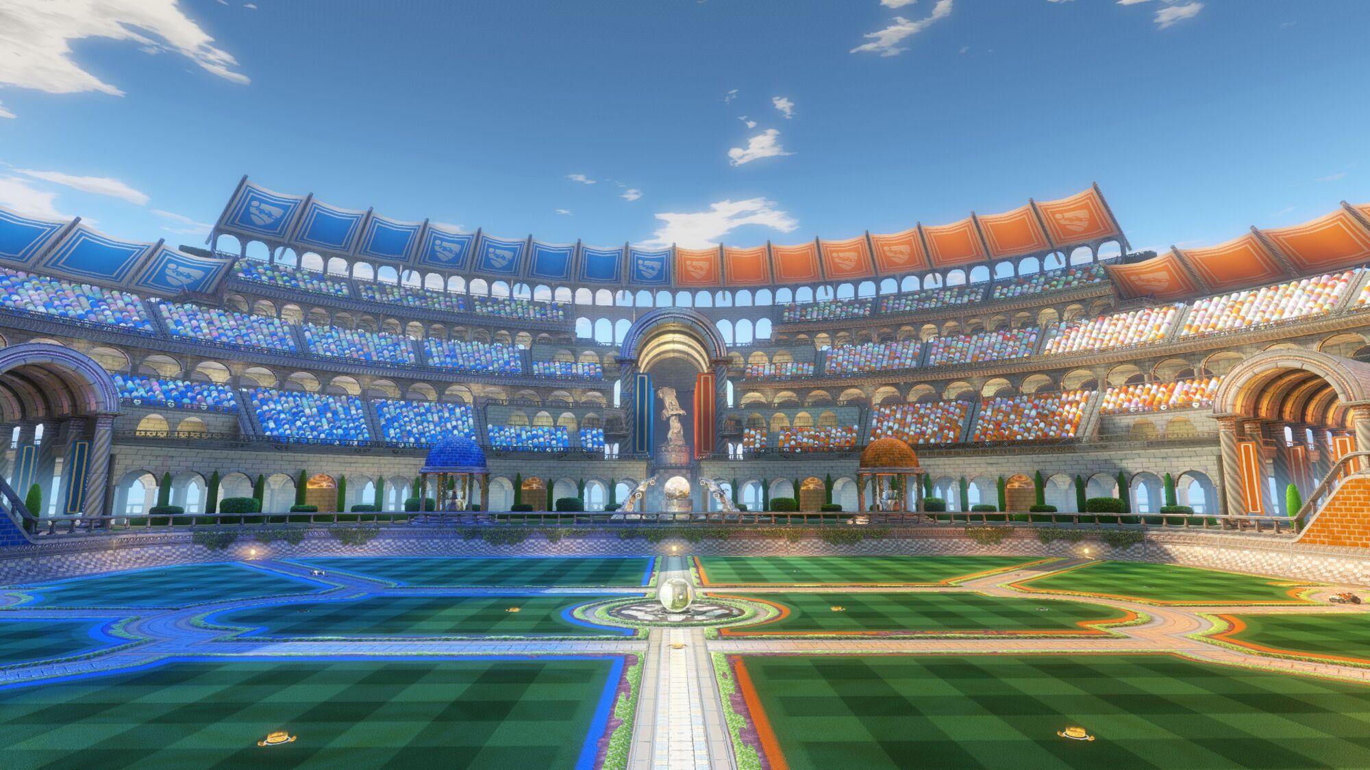 Utopia Coliseum | Rocket League Wikia | FANDOM powered by ...