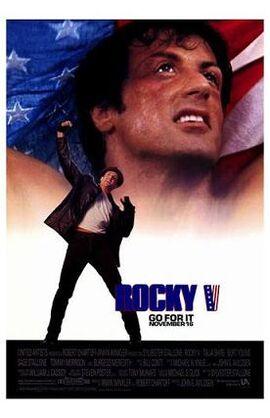 Rocky v poster