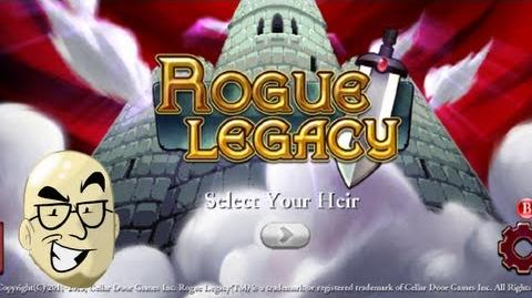 Let's Look At Rogue Legacy! PC