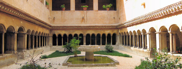 File:SS quattro coronati cloister view.jpeg