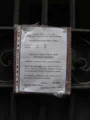 Maria in Monticelli -notice