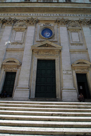 File:San carlo ai catinari entry.jpg
