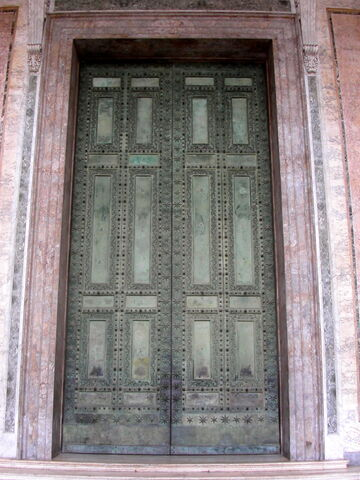 File:2011 Lateran, door.jpg