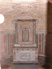 2011 Tempietto lower altar