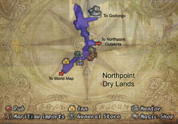 Northpoint map