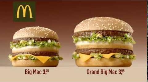 McDonald's -- Grand Big Mac