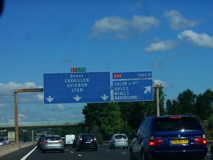 Rencontre autoroute a6