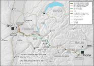 LGV Sillon Alpin (Carte 2011)