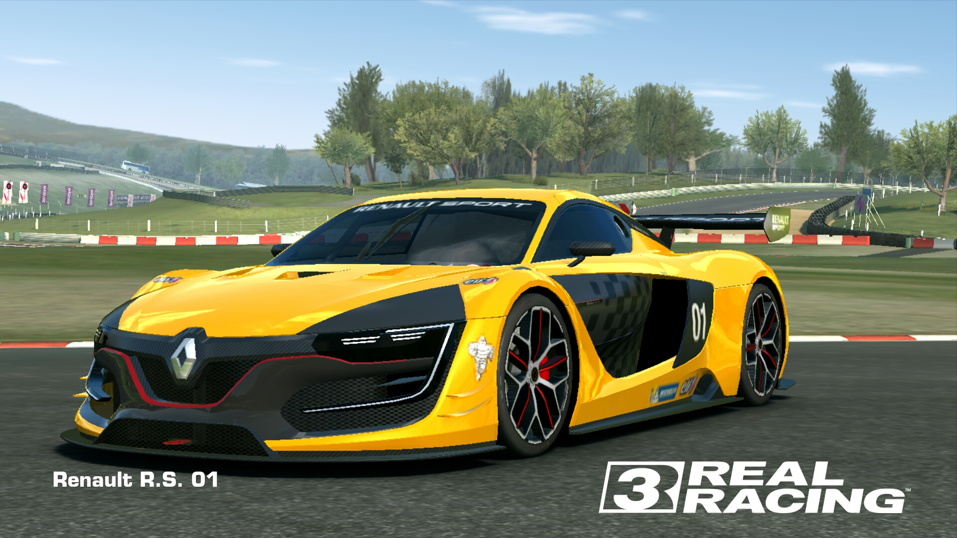 renault r s 01 real racing 3 wiki wikia. Black Bedroom Furniture Sets. Home Design Ideas