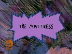 The Mattress Title Card