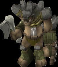 Mountain troll (Troll Invasion)