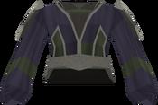 Blightleaf robe top detail