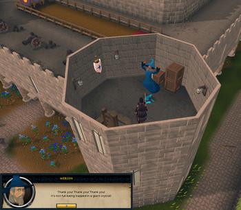 Freeing Merlin