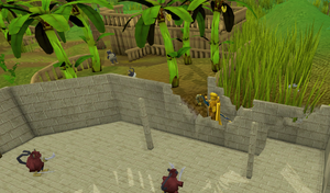 runscape how to make a monkey greegree