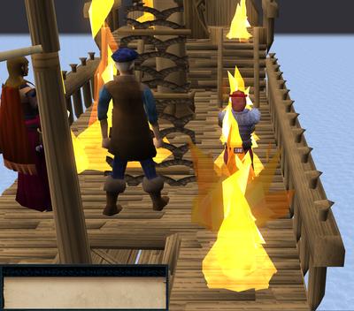 Dragon Slayer Cabin-boy Jenkins fried