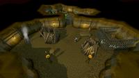 Gnome village dungeon