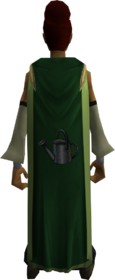 Farming cape (t) equipped