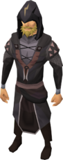 Darkmeyer disguise equipped