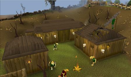 Goblin Village old