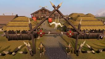 Rellekka entrance