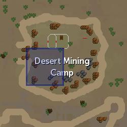 Cart Camel location