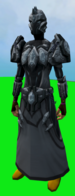 Tectonic armour set (Third Age) equipped