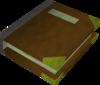 Edern's journal detail