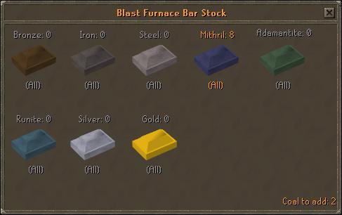 Blast Bars