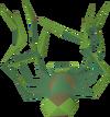 Spider carcass detail