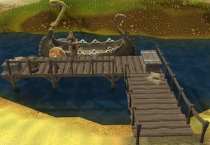 Shipmaster dock old