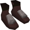 Constructor's boots detail