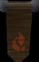 Orange Flame standard
