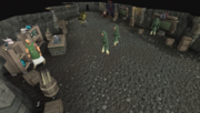 Fist of Guthix lobby