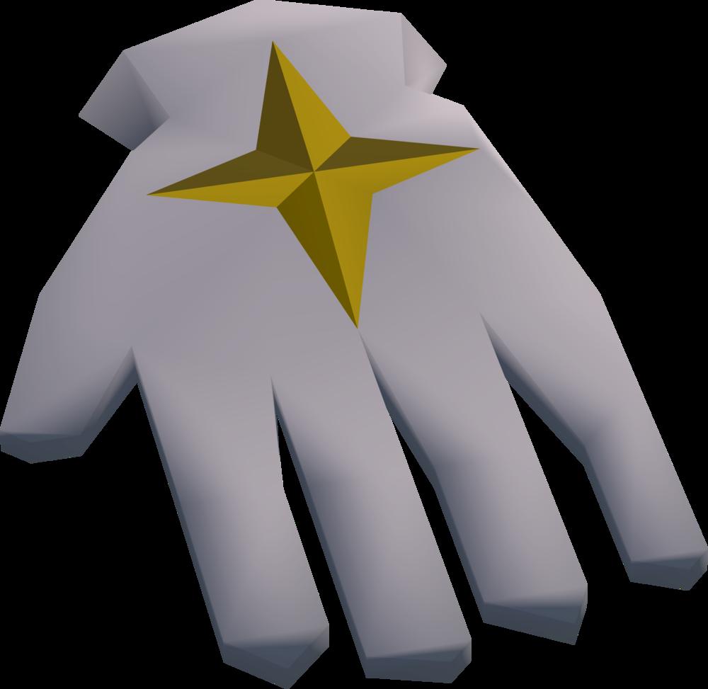 Glove (Legacy of Seergaze) detail