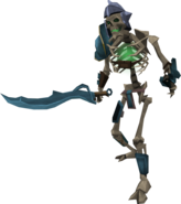 Skeleton heavy