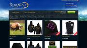 RuneScape Merchandise Store