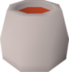 Silver pot (complete) detail